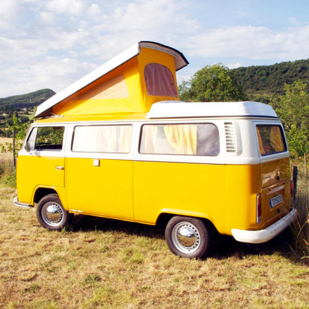 seventies combi location de combi volkswagen vw vintage en dr me. Black Bedroom Furniture Sets. Home Design Ideas